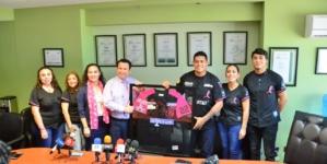 Serie Rosa | Buscan SSA y Tomateros de Culiacán crear conciencia sobre el cáncer de mama