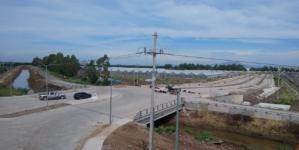 ¡Ya casi! | Informa Obras Públicas sobre avance del 93% en acceso sur al Aeropuerto de Culiacán