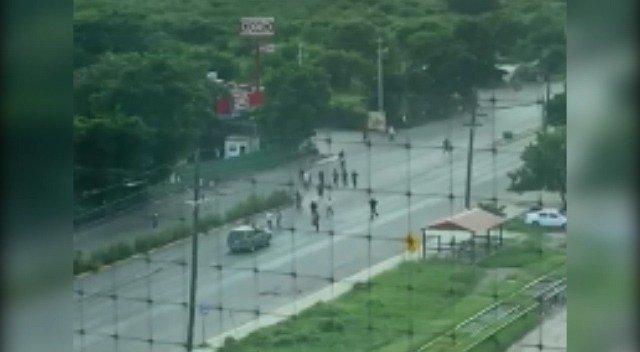 Confirma SSPE fuga de 20 reos y 2 custodios muertos en penal de Aguaruto