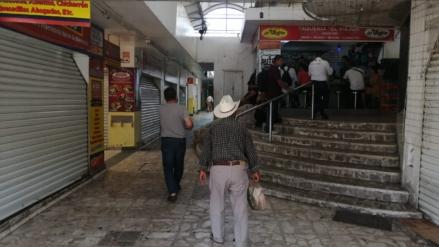 Analizarán a los locatarios del Mercado Garmendia por Covid-19