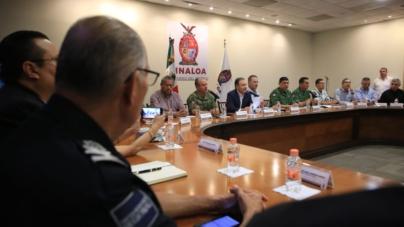 Esto fue lo que dijo el Gabinete de Seguridad sobre los hechos violentos ocurridos en Culiacán