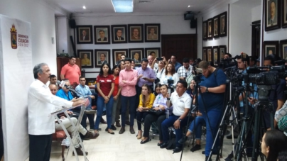 Derechos humanos | Alcalde de Culiacán ofrecerá disculpa pública a medios de comunicación