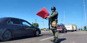 Elementos del cuerpo de Fusileros Paracaidistas iniciaron acciones dentro del operativo «Culiacán»