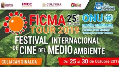 Invita Gobierno de Culiacán al Festival Internacional de Cine del Medio Ambiente