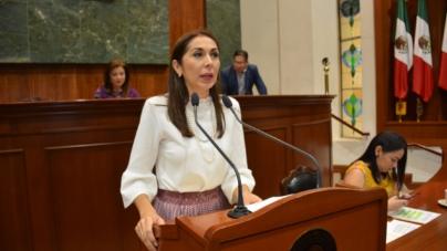 Político y no legal el rechazo a las cuentas públicas 2017, señala diputada del PRI