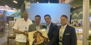 Disney Cruise incrementará de 4 a 30 sus arribos a Sinaloa: Óscar Pérez Barros