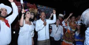 «Culiacán y México están en paz», asegura alcalde en Callejoneada Blanca