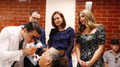 Segunda etapa de Cirugías de Cataratas beneficiará a 650 adultos mayores