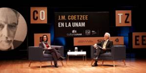 """J. M. Coetzee en México   """"No me gustan las pretensiones universalistas del idioma inglés"""""""