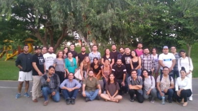 Colectivos ciudadanos se suman a marcha por un Culiacán Valiente
