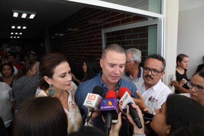 Se establecerá estrategia para recuperar el estatus zoosanitario para Sinaloa: Quirino