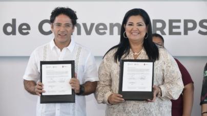 Sepyc y Seguro Popular garantizan servicios de salud para niños de zonas vulnerables