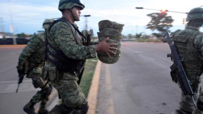 Parte de guerra: ¿de qué mueren los soldados en México? | Data ESPEJO