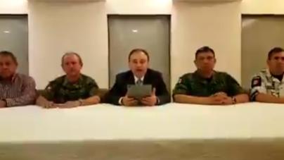 Gabinete de Seguridad confirma detención de Ovidio Guzmán; se dirigen a Culiacán