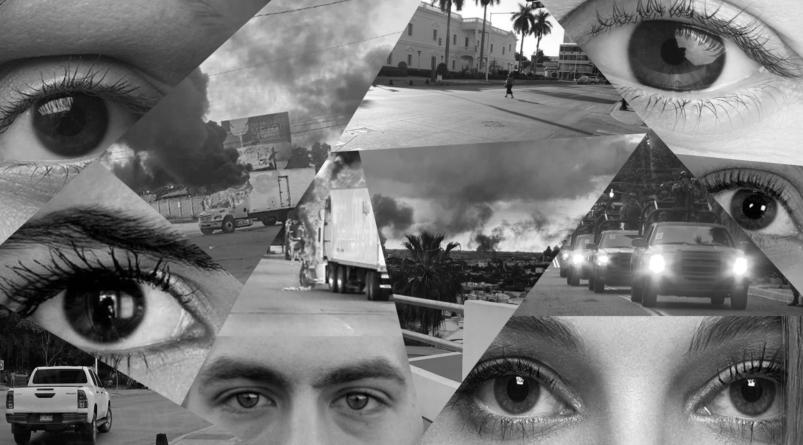 Jueves Negro | 10 relatos de la gente, sus historias y la angustia en Culiacán