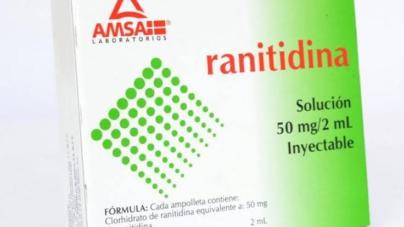Ranitidina cancelada | Un defecto en su fórmula incrementa el riesgo de cáncer