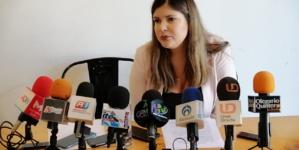 """""""Gobierno del estado se lavó las manos"""", opina Merary Villegas ante el 17-10-19"""