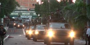 Arriban más militares | Llegan a Culiacán 197 fusileros paracaidistas para apoyar en seguridad