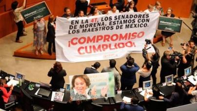 ¿Para quién se legisla con la nueva reforma educativa?   El análisis de Ángel Leyva Murguía