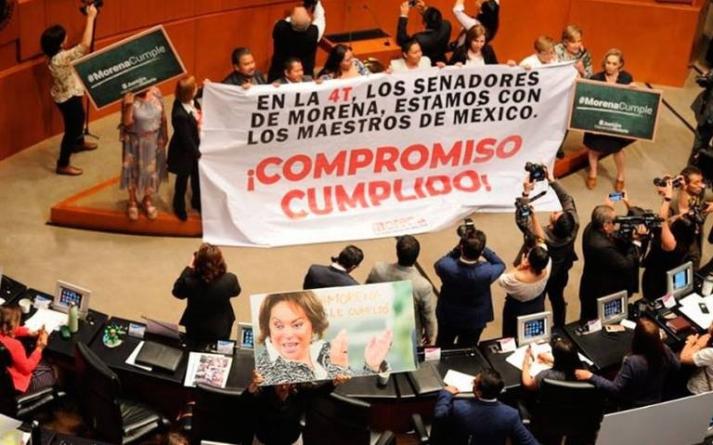 ¿Para quién se legisla con la nueva reforma educativa? | El análisis de Ángel Leyva Murguía