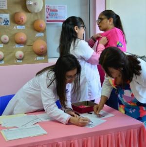 Detéctalo a tiempo | Secretaría de Salud llama a la autoexploración para combatir el cáncer de mama