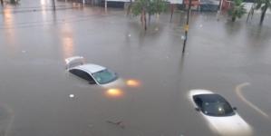 Realizan brigadas de saneamiento en municipios afectados por la lluvia