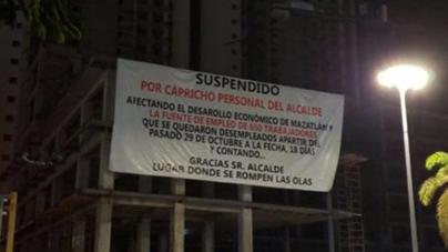 Efecto ESPEJO | Los manotazos autoritarios del alcalde de Mazatlán