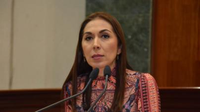 Limitar endeudamiento en los Ayuntamientos de Sinaloa, propone diputada del PRI
