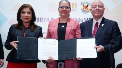 Firman Congreso del Estado y UAS Convenio Marco de Colaboración