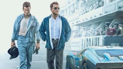 Reflexión Cinéfila | Ford v Ferrari: Una carrera hacia la temporada de premios