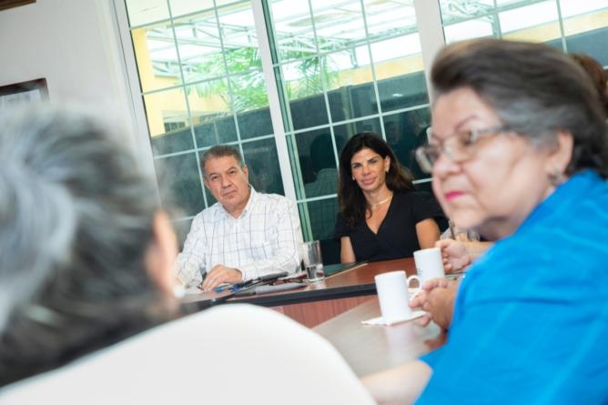 """JAP y CEDH firman convenio   """"Garantizar la calidad de vida de los sinaloenses"""", el objetivo"""