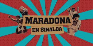 Maradona en Sinaloa | Llega a Netflix la serie que relata el paso del argentino por Dorados