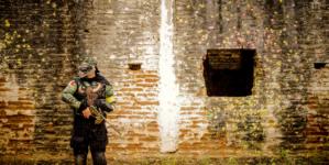 El 'viejo' San Marcos | Un pueblo fantasma que se convirtió en campo de batalla