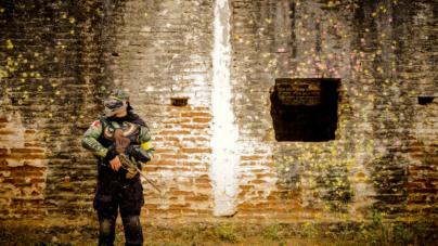 El 'viejo' San Marcos   Un pueblo fantasma que se convirtió en campo de batalla