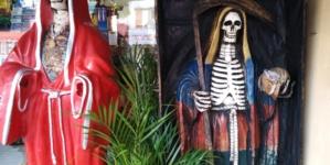 El culto no oculto | La otra cara de la Muerte en Culiacán