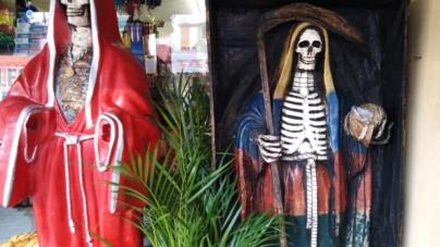 El culto no oculto   La otra cara de la Muerte en Culiacán