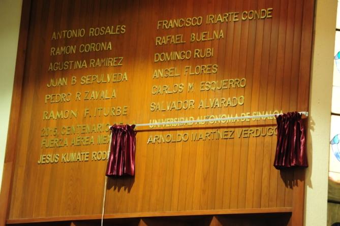 Arnoldo Martínez Verdugo, nuevo nombre en el Muro de Honor del Legislativo