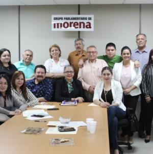 Fractura y división | Los tangos de Morena en la 63 legislatura del Congreso local