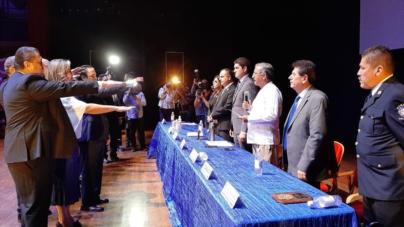 Ellos forman el nuevo Consejo Directivo del patronato de Bomberos de Culiacán