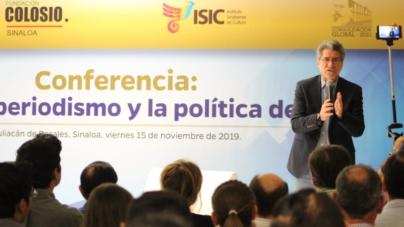 Política hoy | López Obrador es una amenaza al periodismo crítico: Pérez Gay