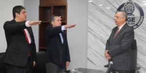 Nombran a José Francisco López Leal como vicefiscal regional zona sur