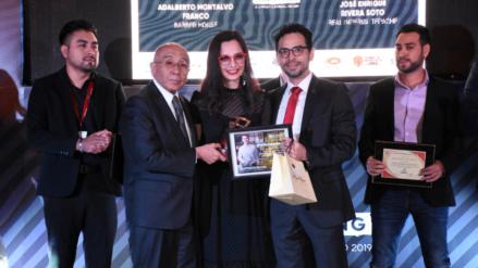 Entregan Premio Juan Ley Fong a Alba Bojórquez, Directora General de Autten