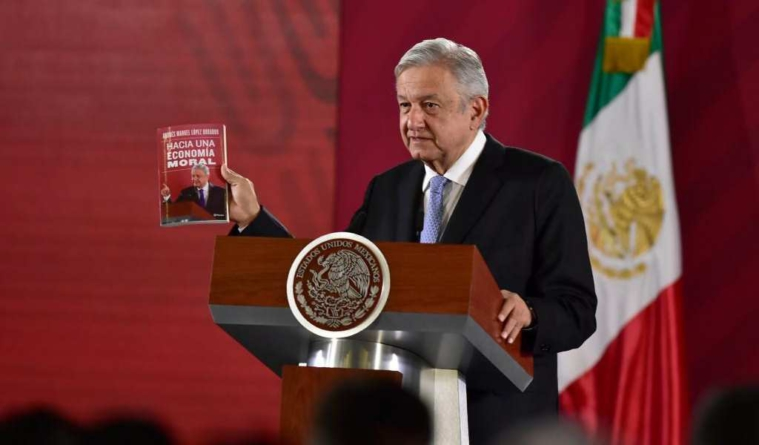'Hacia una economía moral'   El nuevo libro de AMLO presenta el fundamento de su política 'posneoliberal'