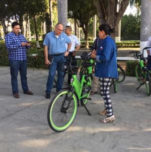 Muévete Chilo | Frenan arranque de bicis públicas en Culiacán; podría ser hasta 2020