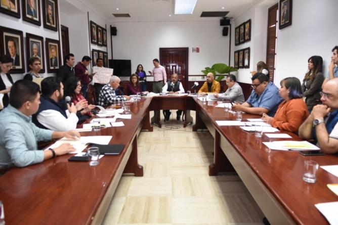 Aprueba cabildo solicitar presupuesto de 4 mil 781 millones para 2020