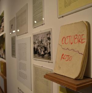Casa Octubre Rojo   Una mirada de Eunice Adorno a la herencia del movimiento estudiantil del 68