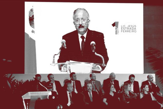 Crónica de un primer informe | Estrada Ferreiro presume logros; Culiacán lamenta fracasos