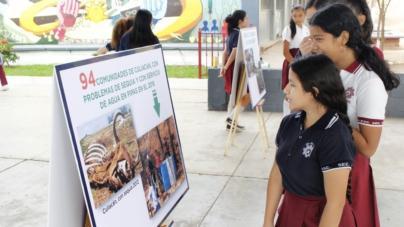 Involucra Japac a la población en la sensibilización del cuidado del agua