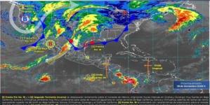 Frente Frío | Las lluvías intensas seguirán en Sinaloa