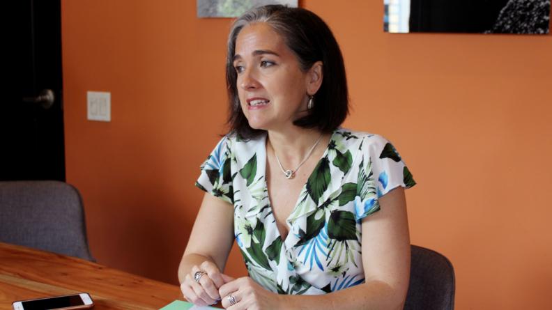 """""""Hay un discurso en las reformas educativas y otro en los presupuestos""""   Entrevista a Jennifer O'Donoghue"""